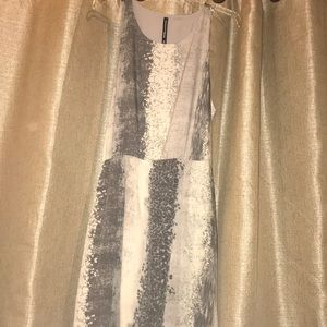 NWT SZ M Walter Baker Maxi Dress